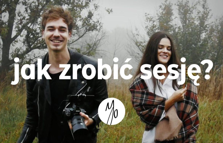 KULISY jesiennej SESJI Z DOMINIKĄ! – Jak stworzyć jesienną sesję zdjęciową!