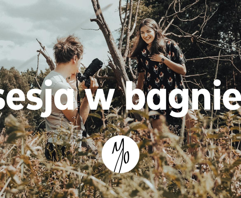 KULISY letniej SESJI Z KASIĄ! – Fotografowanie modelki w pełnym słońcu!