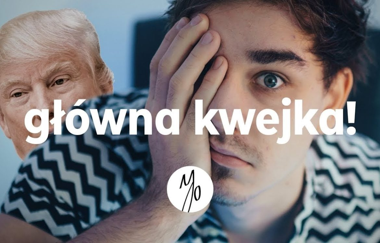 Mój FOTOMONTAŻ z Trumpem PODBIŁ INTERNET! – Jak go zrobiłem?