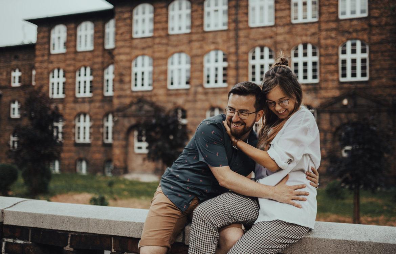 Sesja narzeczeńska na Nikiszowcu! – Bonia i Michał